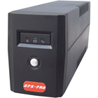SPS PRO 600VA line-interractiv UPS with LED, USB, RJ45